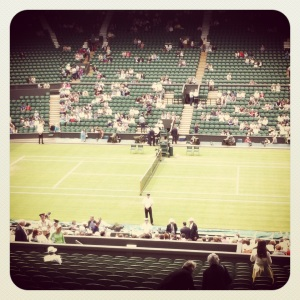Wimbledon- Centre Court