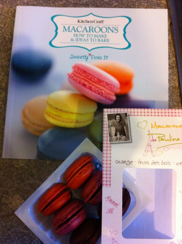 With a Macaroon set under the tree for me, 2014 is the year to master the art!