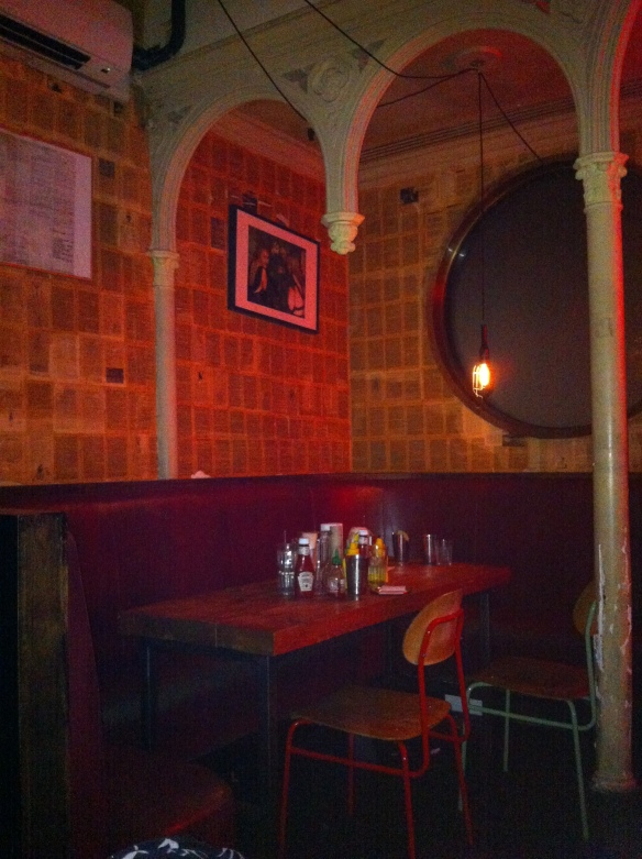 Inside Meatliquor