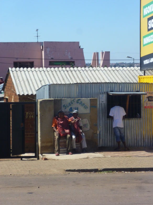Life on the streets of Soweto