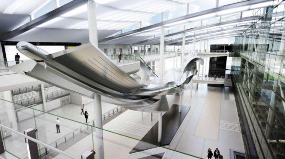 Concept art of Terminal 2