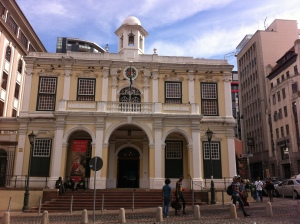 Cape Town is full of architectual diversity thanks to its colonial history and more recently becoming the world design capital for 2015