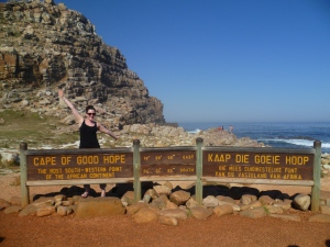 The Cape of Good Hope!