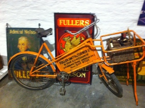Old School delivery bike