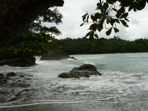 Manuel Antonio National Park beach