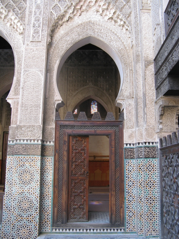 Its hard to deny the architecture amazes. The traditional architecture especially in Fez remains so untouched.