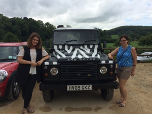 Our fabulous vehicle!